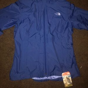 The North Face Sodalite Blue Resolve JKT
